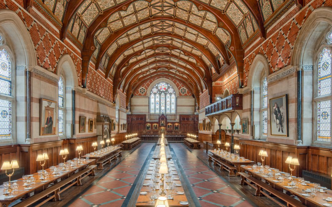 Project – Keble College, Oxford